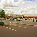 Lilongwe City Mall by Marek Poplawski