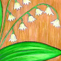 Lily Of The Valley by Beth Akerman