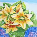 Lily.2007 by Natalia Piacheva