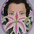 Lily's Eyes by Allan Krummenacker