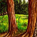 Lime Meadow by Elizabeth Robinette Tyndall