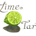 Lime Tart by Erin Sparler