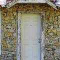 Limestone House Door by D Hackett