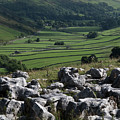 Limestone Pavement Above Littondale by Mike Bedford