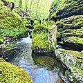 Limestone Waters by Bonfire Photography