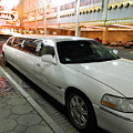 Limo Waiting by Arlane Crump