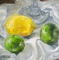 Limones by Lori Pittenger