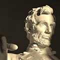 Lincoln At Sunrise by Buddy Scott