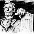 Lincoln Carved by Alice Gipson