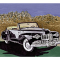 Lincoln Continental Mk I by Jack Pumphrey