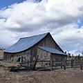 Lincoln County Barn by Charles Robinson