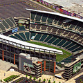 Lincoln Financial Field Philadelphia Eagles by Duncan Pearson