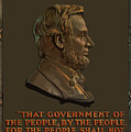 Lincoln Gettysburg Address Quote by War Is Hell Store