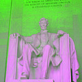 Lincoln In Green by Jost Houk