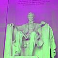 Lincoln In Purple by Jost Houk