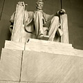 Lincoln Memorial by Aimee Galicia Torres