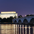 Lincoln Memorial  by John Greim
