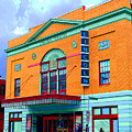 Lincoln Theatre - Dc by Jost Houk