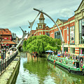 Lincoln Waterside  by Rob Hawkins