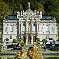 Linderhof Palace by Brian Jannsen