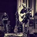 Lindsey Buckingham's Soundcheck by Marc Parker