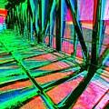 Lines And Shadows by Jenny Revitz Soper