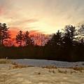 Lingering Winter by Elizabeth Tillar