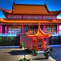 Lingyen Mountain Temple 11 by Lawrence Christopher
