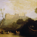 Linlithgow Palace by Joseph Mallord William Turner