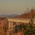 Linn Cove Viaduct by Jim Cook