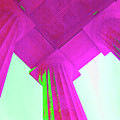 Linocln Column Pink by Jost Houk