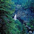 Linville Falls - North Carolina by Rich Walter