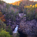 Linville Falls by Brittany Jordan