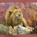 Lion And The Lamb by Susan Kinney