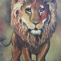 Lion by Betty Bowers
