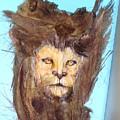 Lion by Ellen Burns