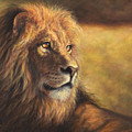 Lion Heart by Donna  Hillman Walsh