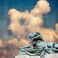 Lion In The Clouds by Alice Gipson