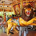 Lion King by Carlos Diaz
