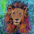 Lion King by Gabriele Liedtke