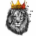 Lion King  by Mark Ashkenazi
