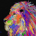 Lion by Marie Clark