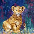 Lion Prince by Silvia  Duran