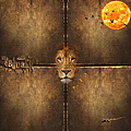 Lion Sun by Maria Astedt