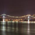 Lions Gate Bridge 2 by Louise Magno