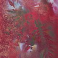 Lipstick Red Illusion by Brenda Wooldridge