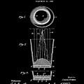 Liquershot Glass Patent 1925 Black by Bill Cannon