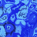 Liquid Blue Dream - V1sl100 by Keith Elliott