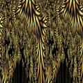 Liquid Gold by Digital Art Cafe