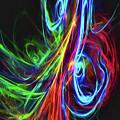 Liquid Neon by Kelley Freel-Ebner
